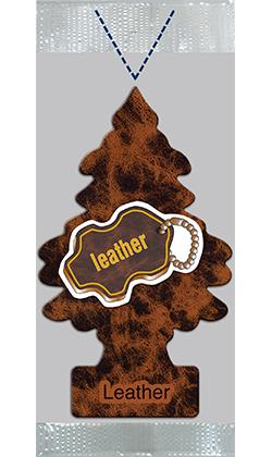 Car Freshner Leather Little Trees Vend Packs Dultmeier