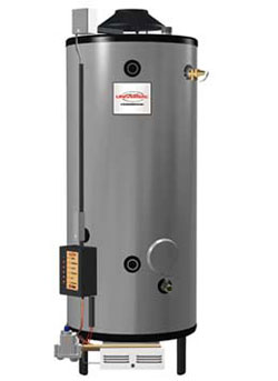 Rheem Ruud Commercial Water Heaters Gas Fired