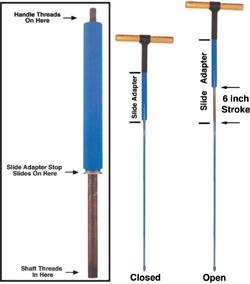 Slide Adapter For Soil Probes Dultmeier Sales