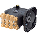 Triplex Plunger Pumps with Flange for Direct Motor Drive