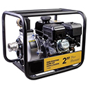 New! 7 HP Powerease Gas Engine, Aluminum Pump Unit
