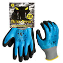 New! Water Proof Nitrile Gloves, Double-Dipped from Black Mamba