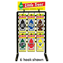 Display Rack Only for Little Trees® Air Fresheners