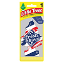 New! Fresh Shave Little Trees Card Packs from Car Freshner