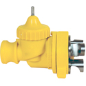 Turbo Floater Nozzle w/ Check Valve, Low Volume