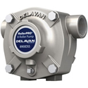 Delavan 8 Roller Pump, Cast Iron