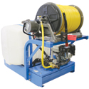 100 Gallon Skid Sprayers
