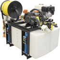 Low Profile / Compact Skid Sprayers