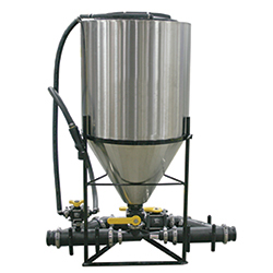 Eductor Mixing Tanks Dultmeier Sales