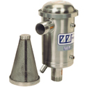 Thompson 2 Filter/Strainer Systems, 100 Max GPM, Threaded