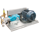 High Pressure Piston Pump & Motor Packages