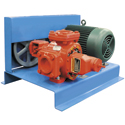 3 - 10 HP Electric Belt Drive, Gear Pump Units