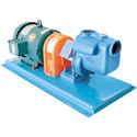 3 - 15 HP Centrifugal Pump / Motor Units, Self Priming