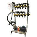New! Pre-Plumbed Transfer Pump Skid Units from Dultmeier Sales