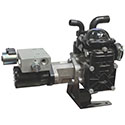 New! Diaphragm Pumps with Hydraulic Motor Drive