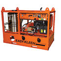 Easy-Kleen Skid Unit