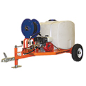 Easy-Kleen Cold Water Economy Trailer Wash Unit