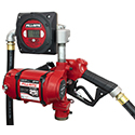 New! Pedestal Mount Fuel Transfer Pump with Digital Meter, 120V from Fill Rite