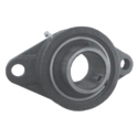 2-Bolt Flanged Ball Bearings