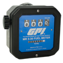GPI Mechanical Fuel Meters