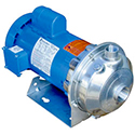 1/2 - 5 HP Stainless Steel Centrifugal Pump / Motor Units, Straight