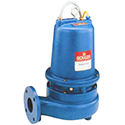 Goulds WS Series Sewage Pumps (Cast Iron) Handles solids up to 3in