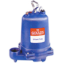 AGoulds WW Series Sewage Pumps (Thermoplastic) Handles solids up to 2in