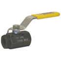 Parker Carbon Steel Ball Valves