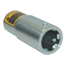 Standard Coupler, 1-3/8 x 5/8 Shaft