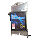 Electronic Multi-Coin Acceptor for Coins & X-Mark Tokens