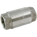 Low Pressure Stainless Ball Check Valves