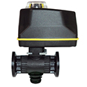 New! 3 Way On/Off Electric Valve, TX2 Series