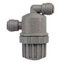 DMfit® Push to Connect Filter Strainers.