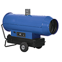 MTM Hydro Portable Indirect Heaters, Oil Fired