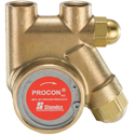 Procon Low Flow Rotary Vane Pumps (Brass & Stainless Steel)