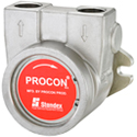 Procon Medium Flow Rotary Vane Pumps (Brass & Stainless Steel)