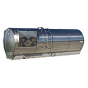Nurse Tanks, Stainless: 2000 - 4200 Gallons