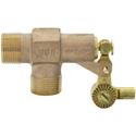 BOB® Brass Float Valves.