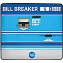 Bill Breaker, Rear Load Changes Out 1 Bill Denomination