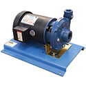 3/4 - 15 HP Cast Iron Centrifugal Pump / Motor Units, Straight