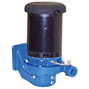 Motorpump Vertical Square Flange Mount