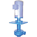 Vertical Sealless Pump, Model VFE19G