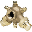 BoomJet Boomless Nozzles, Brass