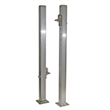 New! Photo Eye Stand Set, Aluminum