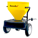 SnowEx Ground Driven Tow Behind Spreaders