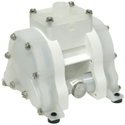 Versamatic Air Operated Diaphragm Pumps