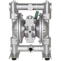 Air Operated Diaphragm Pump, 3/4 FPT Ports, Aluminum Body, Buna Diaphragm, 30 GPM @ 30 cfm air