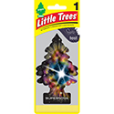New! Little Trees Card Packs, Supernova from Car Freshner
