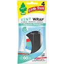 New! LITTLE TREES Vend Wraps from Car Freshner