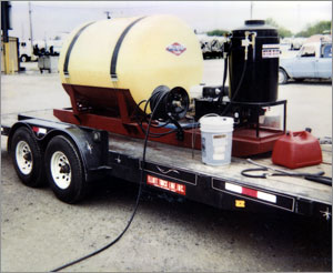 Trailer Sprayer/Skid Mount Sprayer-Custom Build.